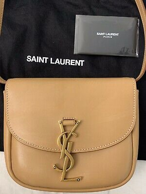 AU1600 • Buy YSL KAIA SMALL SATCHEL IN SMOOTH LEATHER $1599 Includes Local Shipping