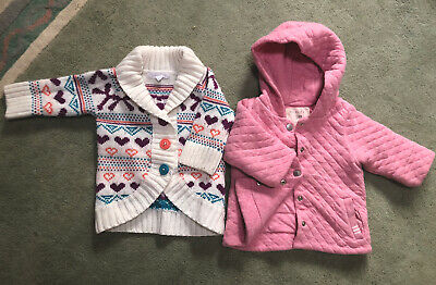 AU25 • Buy Baby Girl Size 0 Jackets Pure Baby Pumpkin Patch