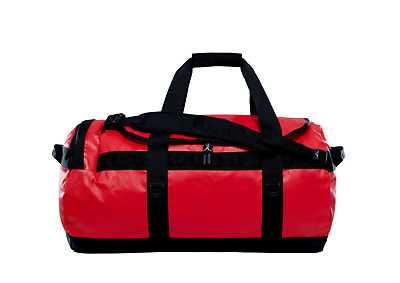 The North Face Base Camp Duffel M 71l, Tnf Red/tnf Black • 102.75£