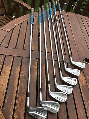 TAYLORMADE P-790 FORGED IRONS / 4-PW / STIFF FLEX PROJECT X 6.0 Shafts • 400£