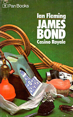 CASINO ROYALE - IAN FLEMING - RARE 1973 PAN 'Still Life' Edition • 13.99£