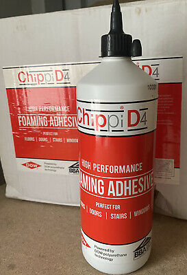 Chippi D4 Foaming Adhesive 1kg • 6.50£