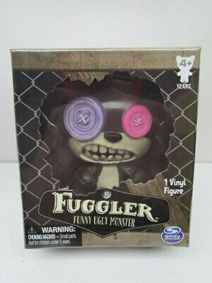 $ CDN6.58 • Buy Fuggler 3  Series 2 #2 Vinyl Mini Figure Funny Ugly Monster Spinmaster #20113667
