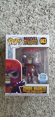 Zombie Magneto Funko Pop Vinyl #66 Marvel Zombies Funko Shop Exclusive X Men  • 29.99£