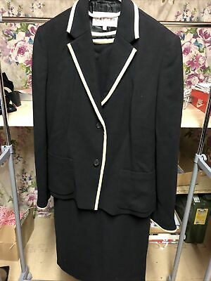 Jaeger Shift Dress And Jacket Size 8 • 1.20£
