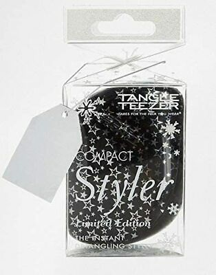 Tangle Teezer Compact Styler Detangling Hairbrush Twinkle Star Christmas Edition • 8.99£