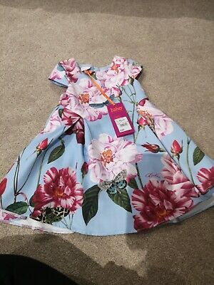 Girls Ted Baker Dress 12-18 Months (New With Tags) • 3.20£