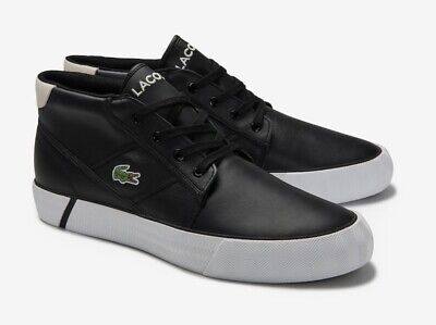 Lacoste Gripshot Chukka Leather Men's Sneakers Trainers Shoes UK 8  EU 42  USA 9 • 55£