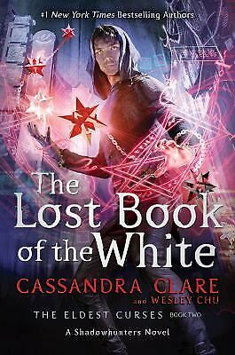 £10.72 • Buy The Lost Book Of The White - The Eldest Curses (Hardback) By Cassandra Clare NEW