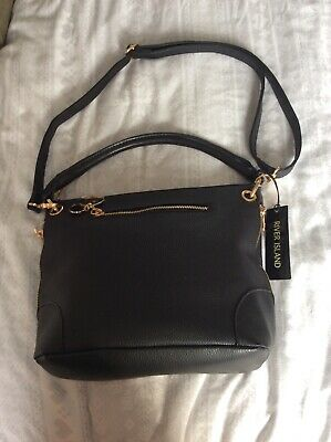 River Island Black Tote Bag Never Used With Tags  • 10.50£