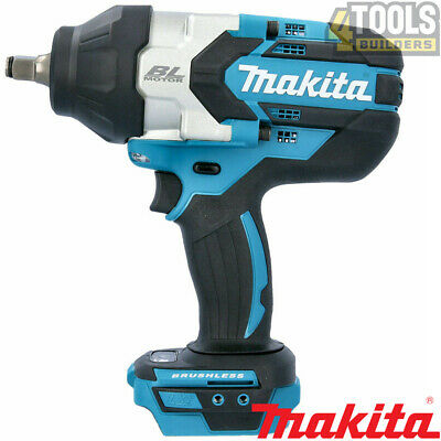Makita DTW1002Z 18v LXT Li-Ion Cordless Brushless 1/2In Impact Wrench Body Only • 217.20£