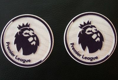 £2.99 • Buy 2 X Sporting Id English Premier League Shirt Sleeve Arm Patches - Replica Size