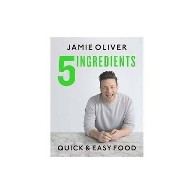 AU44.04 • Buy 5 Ingredients - By  Jamie Oliver Hardcover