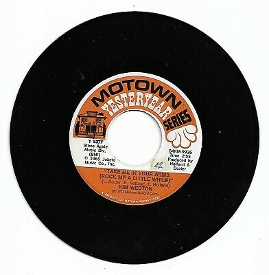 Kim Weston - Take Me In Your Arms  - Motown Yesteryear - Ex. Condition • 12.99£