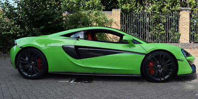 Mclaren 570S Short Term Lease Hire, 1-12 Months From £5500 P/m, Drivers 25+ • 5,500£