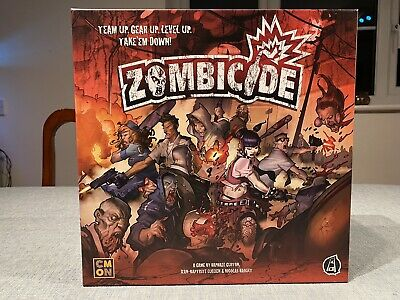 Zombicide Board Game - Opened But Never Played. • 44£