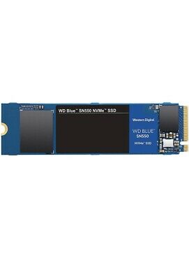 WD Blue SN550 1TB High-Performance M.2 Pcie NVMe SSD, NEW, Lowest £ WDS100T2B0C • 50£