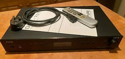 Pure DRX 701ES DAB Receiver, Hifi Tuner Seperate, Very Good Condition • 2.20£