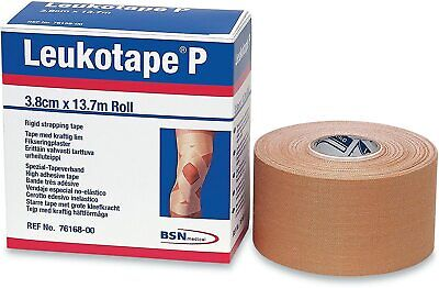 Leukotape P Sports Rigid Strapping Tape Medical Leukotape 1.5 X15YD One Roll New • 12.92£