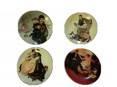 $ CDN12.55 • Buy Norman Rockwell Vintage Collector Plates