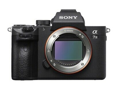 AU2865 • Buy Sony Alpha A7 III Mirrorless Digital Camera (Body Only) AUS Stock 2yr Warranty