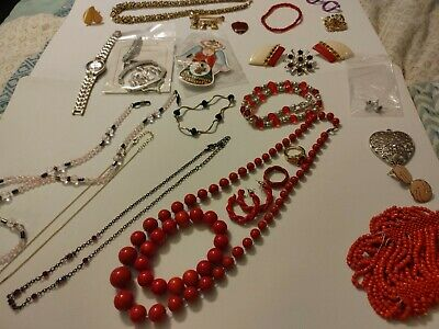 $ CDN30.30 • Buy Unsearched Untested Vintage Estate Jewelry Lot