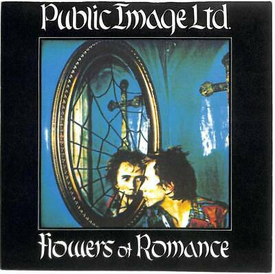Public Image Ltd. - Flowers Of Romance - 7  Vinyl Record Single • 5.99£