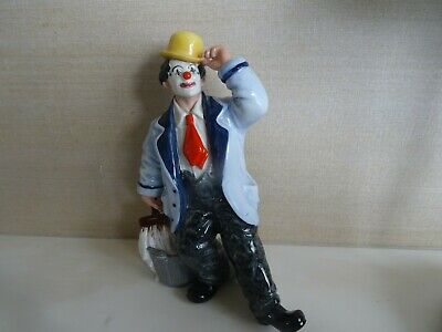 Lovely Royal Doulton Clown Figurine 'Slapdash' HN2277. Excellent Condition • 27£