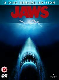 Jaws (DVD, 2005, 2-Disc Set) • 0.99£