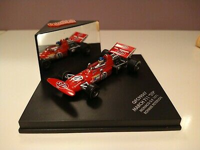 Quartzo 1.43 March 711 R Peterson Monaco GP 1971 • 10£