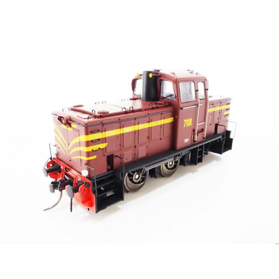 AU319.99 • Buy IDR Models HO 7101 NSWGR Indian Red 71 Class Locomotive Brand New