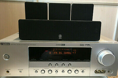 AU40 • Buy Yamaha HTR-6030 5.1 Channel DTS Surround Sound Receiver Amplifier & Speakers