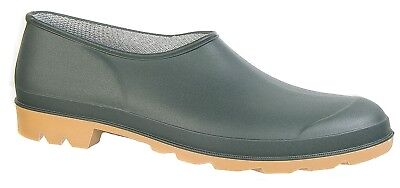 Womens Ladies Stormwells Gardening Shoes Green Waterproof Slip On Welly Clogs  • 12.99£
