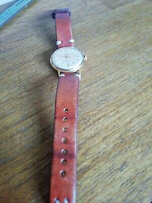 Vintage Poljot Deluxe 30 Jewel Automatic Gents Watch 1970s • 30£