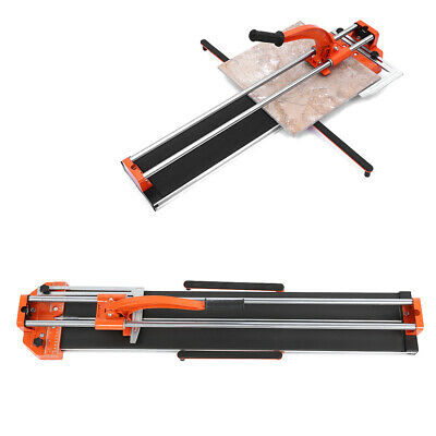 Professional Manual Tile Cutter Infrared Ball Bearing Stone Cutting Tool1000mm • 76.99£