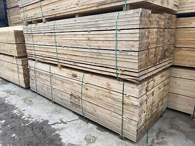 £16.80 • Buy Untreated Scaffold Boards/ Planks - 3m