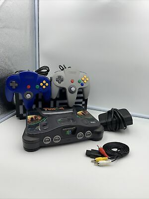 AU209 • Buy Nintendo 64 Game Console ⭐️turok Theme⭐️ With 2 Controllers🔥🔥