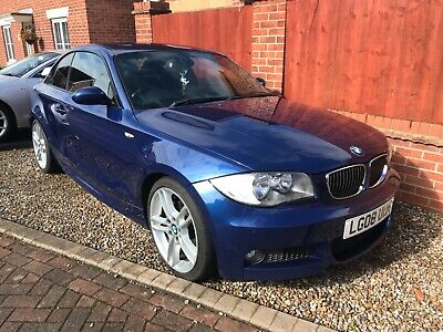 Bmw 120d M Sport Automatic 2 Door Coupe 92k Px Poss • 3,995£