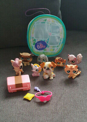 LPS  Bundle With Case And Accessories Genuine Littlest Pet Shop • 18£
