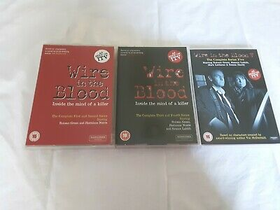 Wire In The Blood Series 1-5 • 0.99£
