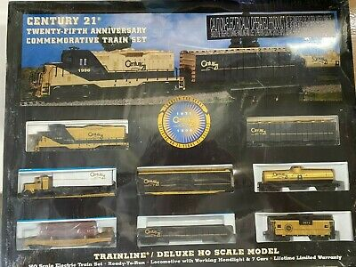 $ CDN164.39 • Buy Walthers Century 21 25th Anniversary Ho Train Set New In Sealed Box
