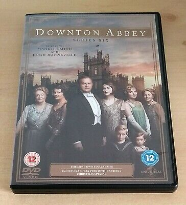 Downton Abbey: Series 6 [DVD]  • 7.95£