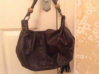 Mexx Ladies Brown Bag In Very Good Condition • 5£