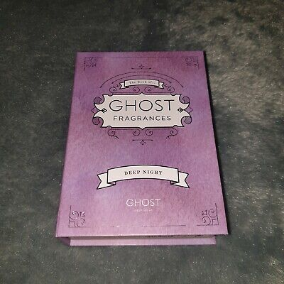 The Book Of Ghost Fragrances Deep Night  • 4.20£
