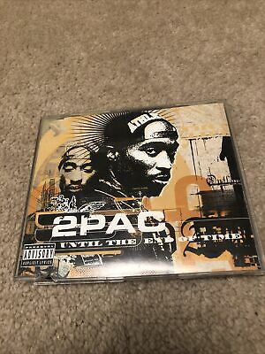 2 Pac CD Single Until The End Of Time • 2.95£