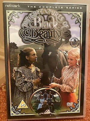 The New Adventures Of Black Beauty All 52 Episodes • 50£
