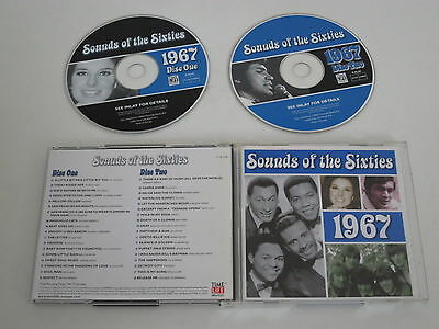 Various/Sounds Of The Sixties /1967 (Time Life TL SCC / 05) 2XCD Album • 28.36£