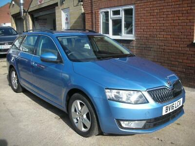 2016 Skoda Octavia 1.6 TDI CR SE Business 5dr Estate Diesel Manual • 6,995£