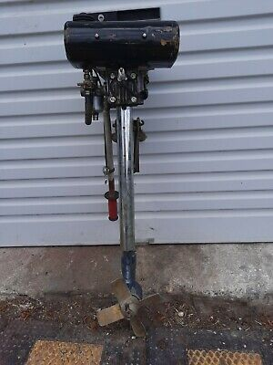 AU500 • Buy British Seagull Forty Plus Outboard Motor