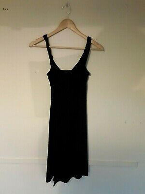 Laltramoda Black Straight Dress Size UK 10 • 2.60£